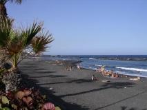 Strand Puertito de Güimar